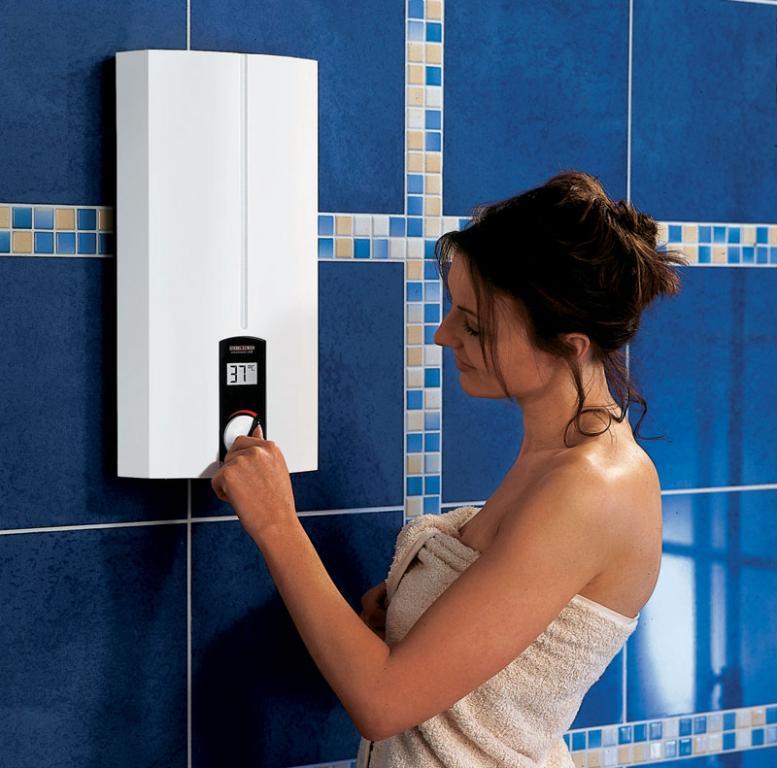 водонагреватели электрические aeg